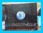 U2-  Discotheque [ singiel] 4 UTWORY
