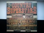 Country Superstars Box 8 LP