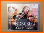 Andre Rieu  Love in Venice CD  DVD