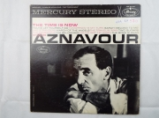 Charles Aznavour The Time is Now USA