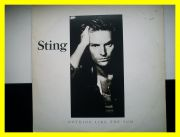 Sting -  Nothing Like The Sun 2 LP  + singiel 12'