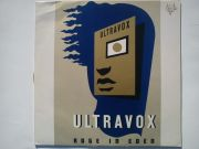 ULTRAVOX - rage in eden