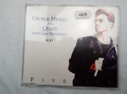 George Michael Queen  Lisa Stansfield EP SINGIEL
