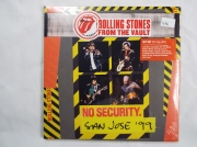 The Rolling Stones No Security San Jose 99 3LP