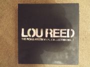 Lou Reed the RCA  ARISTA Vinyl Collection 7 LP
