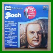 Bach - favorite composers  2 LP