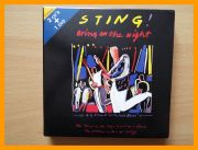 Sting -  Bring on The Night 2 CD + DVD  nowa