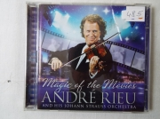 Andre Rieu Magic of the movies CD + DVD