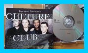 Culture Club Greatest  moments 2 CD