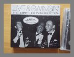 Live & Swingin'- the ultimate  rat pack collection CD+ DVD