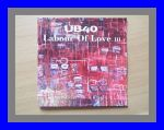 UB 40 -  Labour of love III