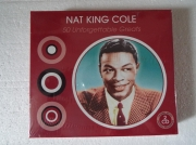 Nat King Cole 50 Unforgettable Greats  2 CD