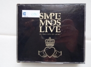 Simple Minds Live in the city of light 2CD
