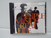 Simple Minds Real Live CD