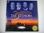 The Tenors  LaserDisc