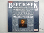 Beethoven -  SYMPHONIE  Walter Weller 6 LP BOX