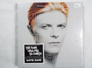 David Bowie The Who Fell to  Earth box 2LP 2 CD