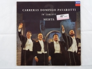 Carreras Domingo Pavarotti in concert Mehta