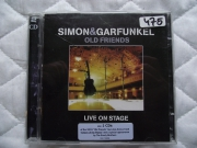 Simon and Gargunkel Old Friends Live on Stage 2CD