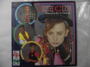 Culture Club Colour by Numbers.