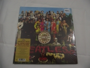 The Beatles Sgt Pepper Lonly Hearts Club Band