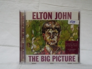 ELTON JOHN- THE BIG PICTURE