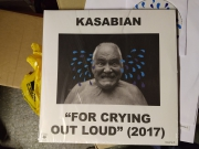 Kasabian For Crying out Loud 2017 10 cali plus CD