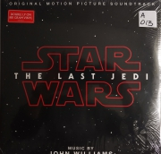Stars Wars the Last Jedi 2LP