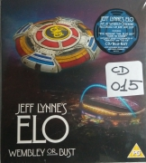 Jeff Lynnes ELO Wembley or  Bust 2CD/Blu-ray