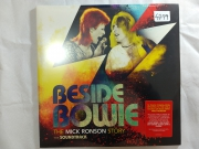 David Bowie Beside bowie the mick ronson story 2LP
