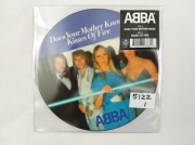 Abba singiel does your mother know/kisses of fire