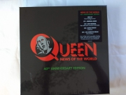 Queen News of the world  BOX