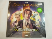 Doctor WHO Max wrap orange vinyl