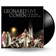 Leonard Cohen Live at the isle of wight 1970 2LP
