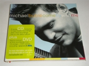 Michael Buble -  Come Fly With Me [ CD+ DVD nowa]